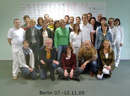 Schmerztherapie nach Liebscher & Bracht Ausbildungen 2009